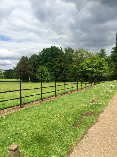 Every element of Osterly Park, from the elegant love seats to the iron fencing and detailed gates, is symbolic of its heritage.