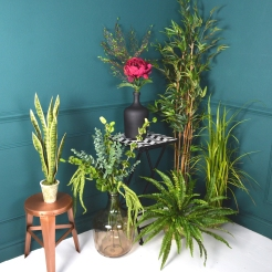 Artificial House Plants And Floral Bouquets From £28 - £105
