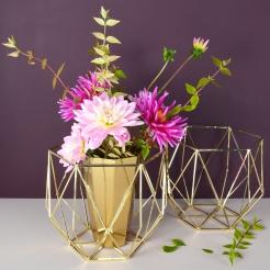 Brass Wire Basket