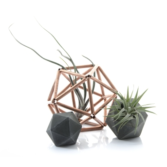 Geometic Grey Pots Pasinga.etsy.com £49.50