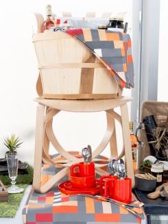 Picnic Basket by Gensler + KNOLL