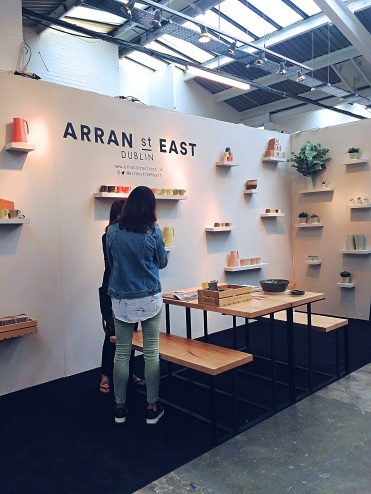 Arran Street East at London Design Festival