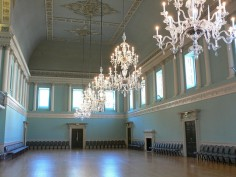 The Assembly Rooms. Image by Heather Cowper vis Flickr.