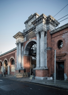 The Victorian Fruit and Vegetable Market of Dublin