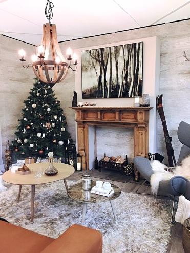 Pretty Christmas decor ideas
