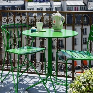Fermob Flower Table & Chair