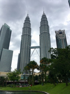 Hotel Stripes is super close to the Petronas Twin Towers and all that KL has to offer
