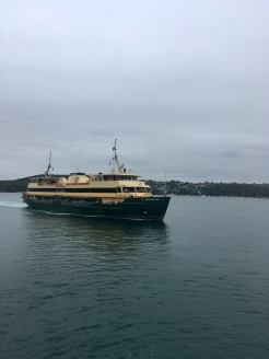 The Ferry from Manly to Circular Quay is a must-do tourist event while in Sydney